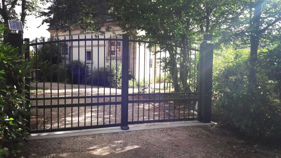 Crearbor - Paysagisme Orléans - Clôtures